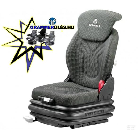 Grammer Primo Professional S Grammer New Design légrugós ülés MSG75GL/511 INGYEN HÁZHOZ SZÁLLÍTVA!